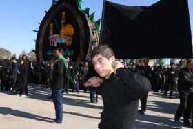 سوگواره چهارم-عکس 16-محمد ابویی-آیین های عزاداری