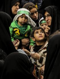 سوگواره دوم-عکس 2-محمد ولی مهرابی-جلسه هیأت فضای بیرونی