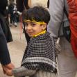 سوگواره سوم-عکس 48-سیده هاله حیدری-پیاده روی اربعین از نجف تا کربلا