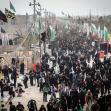 سوگواره پنجم-عکس 45-سید محمود حسینی-پیاده روی اربعین از نجف تا کربلا