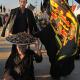 سوگواره چهارم-عکس 2-احمد جامه دارپور-پیاده روی اربعین از نجف تا کربلا