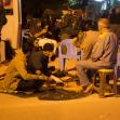 سوگواره پنجم-عکس 8-فاطمه عاقل زاده-پیاده روی اربعین از نجف تا کربلا