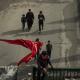 سوگواره پنجم-عکس 6-یحیی محمد علیی-پیاده روی اربعین از نجف تا کربلا