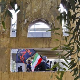 سوگواره سوم-عکس 17-سید مصطفی عطاری-پیاده روی اربعین از نجف تا کربلا