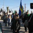 سوگواره دوم-عکس 124-محمد کشاورز-پیاده روی اربعین از نجف تا کربلا