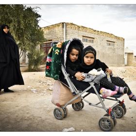 سوگواره چهارم-عکس 26-حمید رضا حبیبی محب سراج-پیاده روی اربعین از نجف تا کربلا