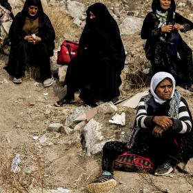 هشتمین سوگواره عاشورایی عکس هیأت-زهرا مرادی-بخش جنبی-پیاده روی اربعین حسینی