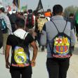 سوگواره چهارم-عکس 29-مجید افشانی-پیاده روی اربعین از نجف تا کربلا