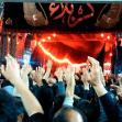 سوگواره چهارم-عکس 6-روح الله  خانیان ایوریق-پیاده روی اربعین از نجف تا کربلا