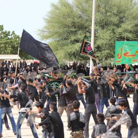سوگواره سوم-عکس 4-صالح پورسالم-آیین های عزاداری