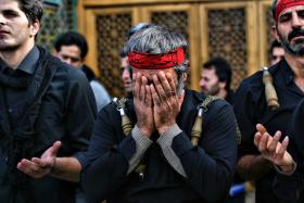 سوگواره سوم-عکس 25-امیر حسامی نزاد-آیین های عزاداری