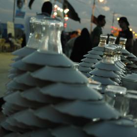 سوگواره چهارم-عکس 27-عمار ابوالفتحی-پیاده روی اربعین از نجف تا کربلا