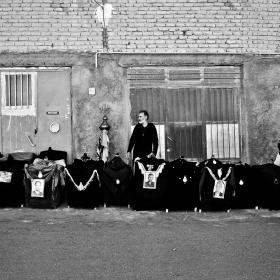 سوگواره چهارم-عکس 127-امیر حسین علیداقی-جلسه هیأت فضای بیرونی