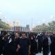 سوگواره چهارم-عکس 3-اصغر علیجانی-پیاده روی اربعین از نجف تا کربلا