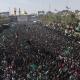 سوگواره پنجم-عکس 4-حسین حاجیلری-پیاده روی اربعین از نجف تا کربلا