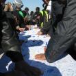 سوگواره دوم-عکس 114-محمد کشاورز-پیاده روی اربعین از نجف تا کربلا