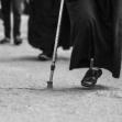سوگواره پنجم-عکس 13-مرتضی فیض-پیاده روی اربعین از نجف تا کربلا