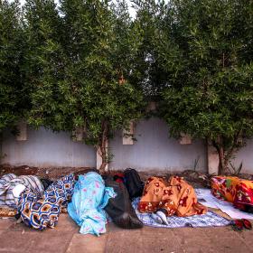 سوگواره پنجم-عکس 60-محمد حسن صلواتی-پیاده روی اربعین از نجف تا کربلا