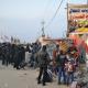سوگواره چهارم-عکس 81-سید محمد جواد صدری-پیاده روی اربعین از نجف تا کربلا