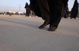 سوگواره سوم-عکس 4-علی مقنی-پیاده روی اربعین از نجف تا کربلا