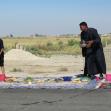 سوگواره پنجم-عکس 6-محبوبه خستو-پیاده روی اربعین از نجف تا کربلا