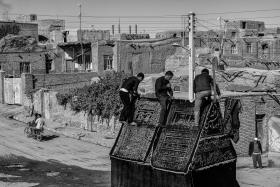 سوگواره پنجم-عکس 33-مرتضی امین الرعایایی-جلسه هیأت