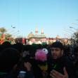 سوگواره سوم-عکس 6-محمد حسین کلهر-پیاده روی اربعین از نجف تا کربلا