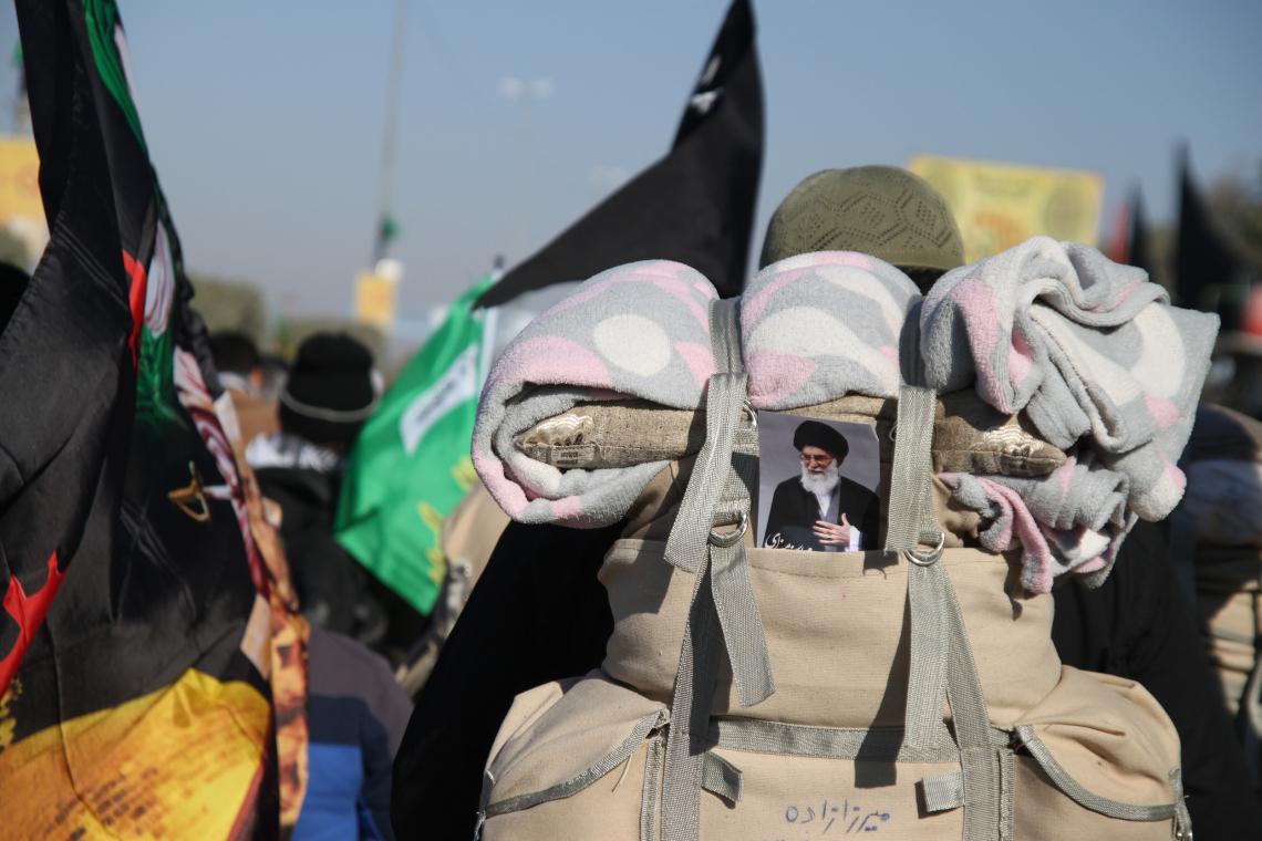 سوگواره دوم-عکس 6-ابوالفضل سلیمی-پیاده روی اربعین از نجف تا کربلا