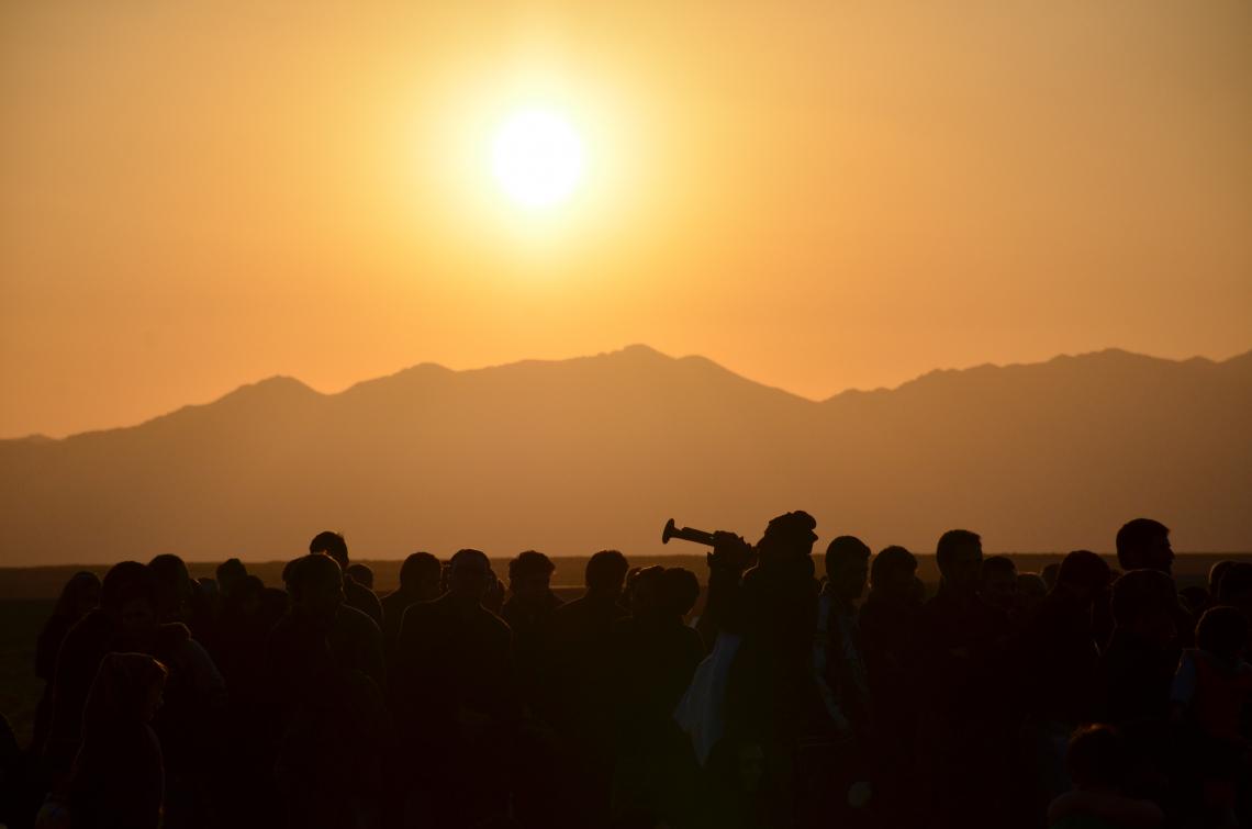 سوگواره چهارم-عکس 1-حسین رحیمی-آیین های عزاداری