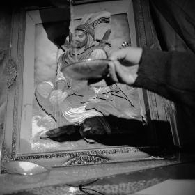 سوگواره پنجم-عکس 223-حسین رضائی سردره-جلسه هیأت