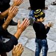 سوگواره چهارم-عکس 20-مسعود جعفری نژادان-آیین های عزاداری