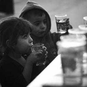 سوگواره پنجم-عکس 26-حسین علی پور-پیاده روی اربعین از نجف تا کربلا