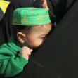 سوگواره پنجم-عکس 9-حسن امیدی-پیاده روی اربعین از نجف تا کربلا