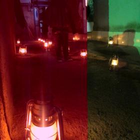 سوگواره دوم-عکس 14-سید صالح پورمعروفی-جلسه هیأت یادبود