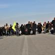 سوگواره چهارم-عکس 11-ناصر گل نظری-پیاده روی اربعین از نجف تا کربلا