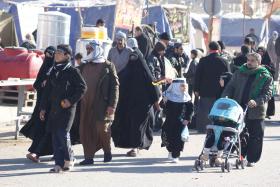 سوگواره دوم-عکس 46-محسن مرادی-پیاده روی اربعین از نجف تا کربلا