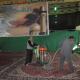 سوگواره دوم-عکس 1-حسین رضاپناه-جلسه هیأت فضای بیرونی