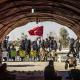 سوگواره پنجم-عکس 35-علی ابک-پیاده روی اربعین از نجف تا کربلا