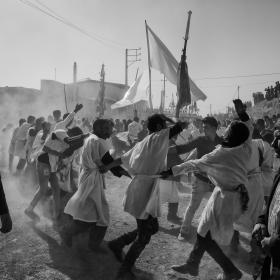 سوگواره پنجم-عکس 47-مرتضی امین الرعایایی-جلسه هیأت