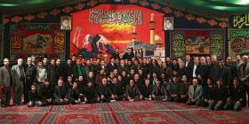 سوگواره سوم-عکس 14-امیر حسامی نزاد-جلسه هیأت یادبود