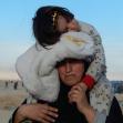 سوگواره پنجم-عکس 3-ساجده اسد اله پور-پیاده روی اربعین از نجف تا کربلا