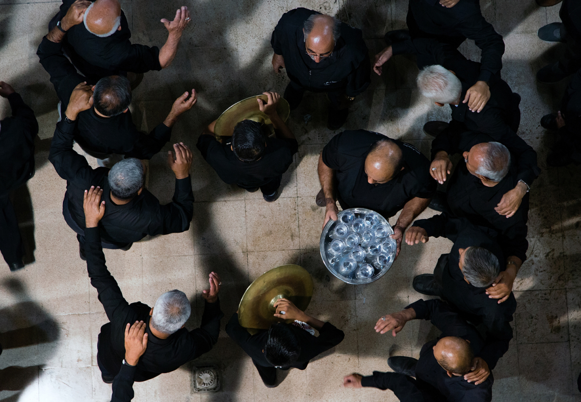سوگواره پنجم-عکس 57-مسلم پورشمسی-جلسه هیأت