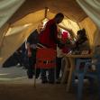 سوگواره پنجم-عکس 16-یحیی محمد علیی-پیاده روی اربعین از نجف تا کربلا