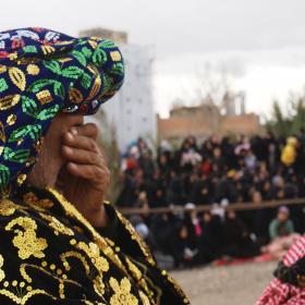 سوگواره سوم-عکس 20-محمد رهنما فلاورجانی-آیین های عزاداری