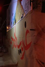 سوگواره سوم-عکس 5-احمد قارداش پور طرقی-جلسه هیأت فضای بیرونی