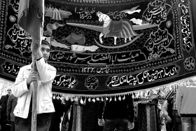 سوگواره پنجم-عکس 60-محمدرضا  خسروی چاهک -جلسه هیأت