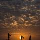 سوگواره چهارم-عکس 11-حسین رضائی فرد-پیاده روی اربعین از نجف تا کربلا
