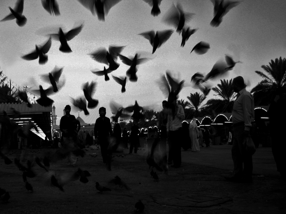 سوگواره دوم-عکس 4-غلام حسین شکرانی مقدم-جلسه هیأت فضای داخلی