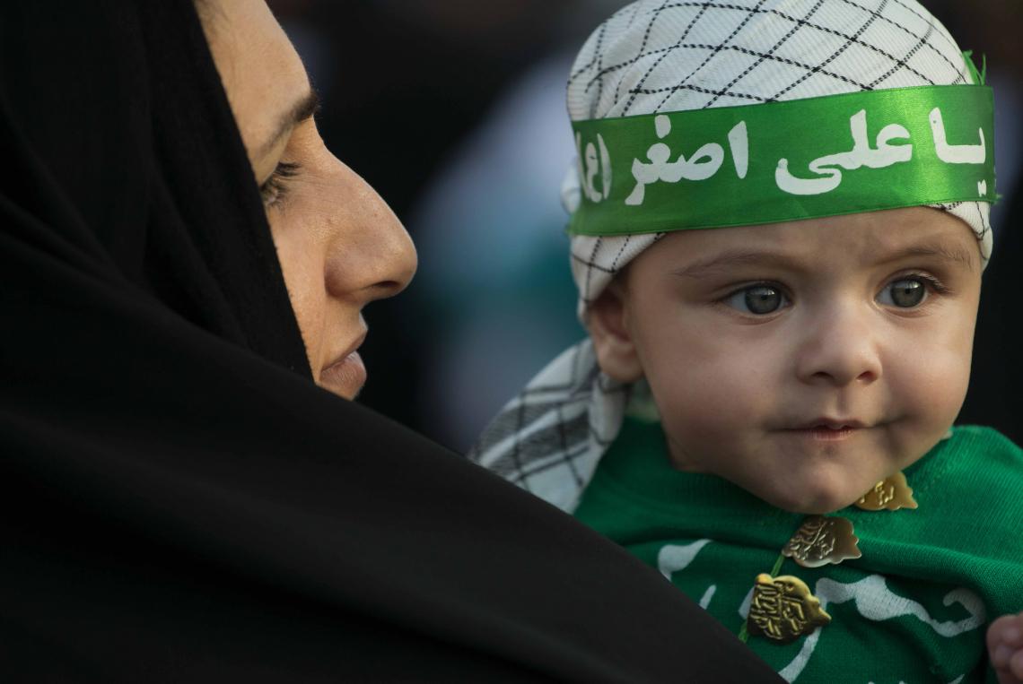 سوگواره چهارم-عکس 23-سید احسان مرتضوی-آیین های عزاداری