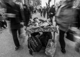 هشتمین سوگواره عاشورایی عکس هیأت-یاسر محمد خانی-جنبی-پیاده روی اربعین حسینی